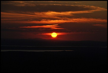 06g - Sunset - from pulloff -