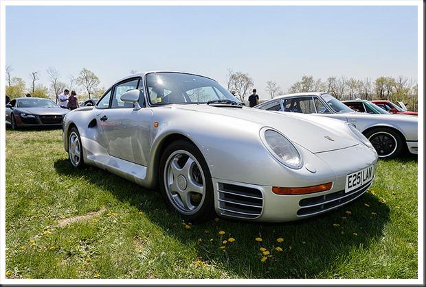 Donald Silawsky's 1988 Porsche 959