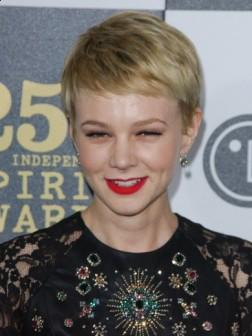 Carey Mulligan Short Pixie Cut