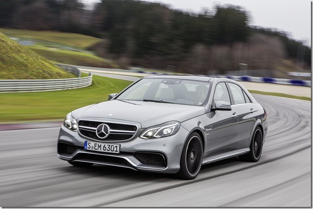 Mercedes-Benz E 63 AMG (W 212) Facelift 2013