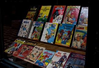 Passage verdun comics