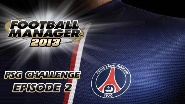 FM13 PSG Challenge Episode 2