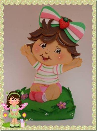 Moranguinho baby 2