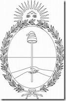 escudo argentino colorear (3)