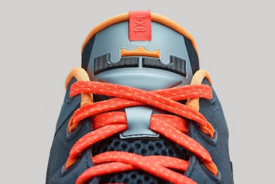 nike lebron 11 low gr grey orange lava 2 05 Nike LeBron 11 Low Magnet Grey Available Now
