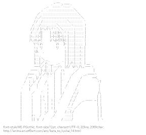 [AA]Ryogi Shiki (Kara no Kyokai)