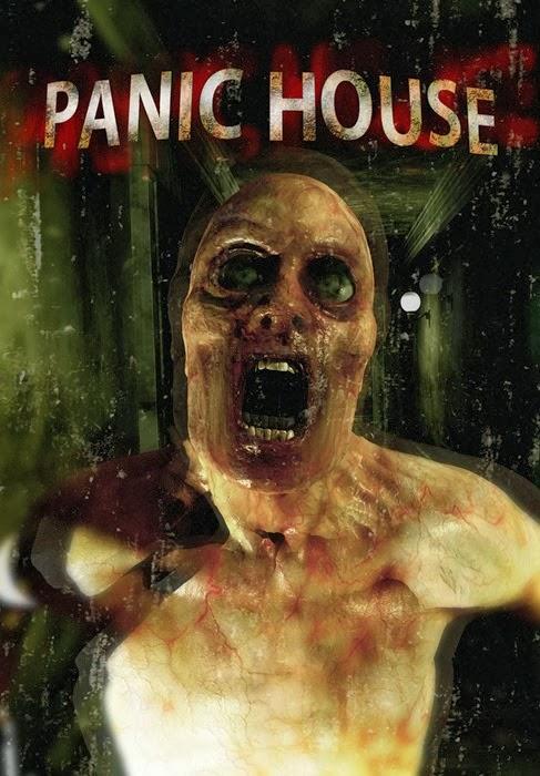 Panic House Poster__FRIGHT NITES_ Sentosa 4D AdventureLand#A5D1