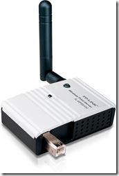 Wireless Print Server : TL-WPS510U