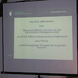 Wissenschaftliches Symposium