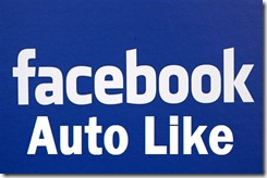 Facebook Auto Liker 2012