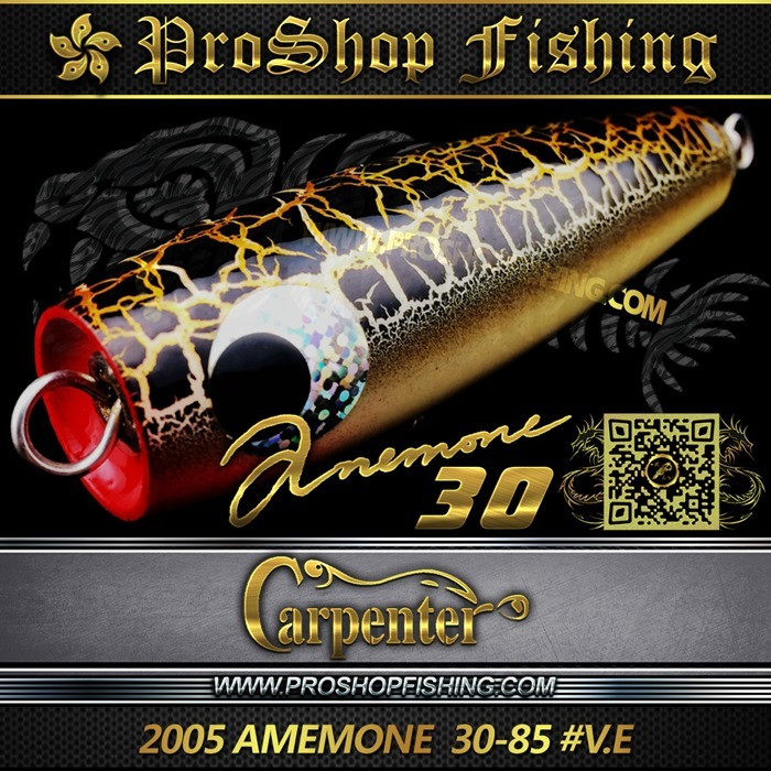 carpenter 2005 AMEMONE 30-85 #V.E.5