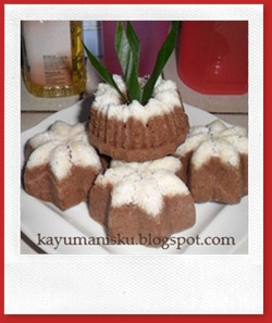 Brownies Putu Ayu