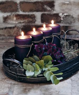 purple-candles