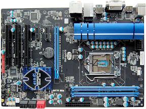 Motherboards Sapphire Intel LGA1155 platforms