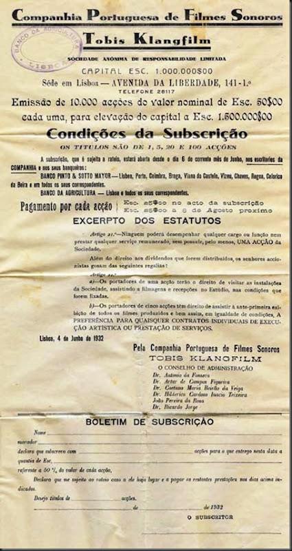 1932 Tobis Klangfilm