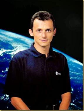 KC5RGG - Pedro Duque, primer astronauta Español