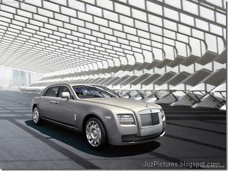 Rolls-Royce Ghost Extended Wheelbase1