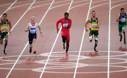 para disablitas di olimpiade london 2012