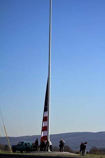 uniontown flag  raising 9