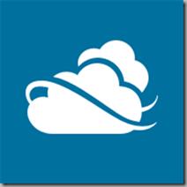 SkyDrive Live Tile
