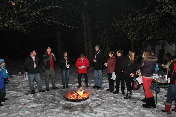 Waldweihnacht 2012 - Bildergalerie
