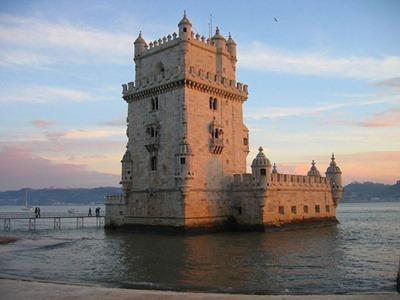 A Torre de Belém é um dos monumentos mais visitados de Lisboa (Foto: Daniel Feliciano/Creative Commons)