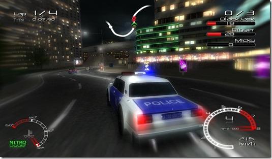 Street Challenge Racer vs Police free full game (4)