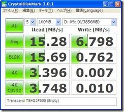 Transcend TS4GJF500(min)