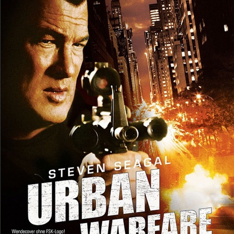Steven Seagal - Guerra Urbana (DVDRip Dual Áudio) [Download Movie]2012