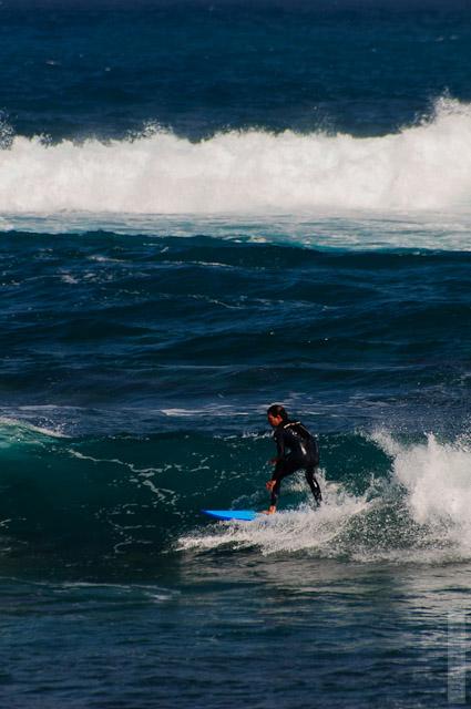 49. И сёрфит.