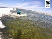 Lahme Arme: Surfkursbilder vom 29.09.2014