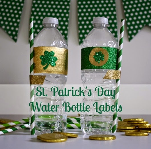 water-bottle-labels-st-patricks-day