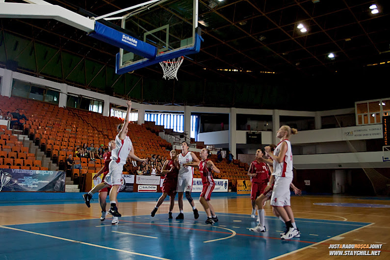 Cupa Sirius: BC Sirius &#8211; LPS Alba Iulia