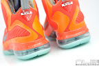 lebron9 allstar galaxy 35 web white Nike LeBron 9 All Star aka Galaxy Unreleased Sample