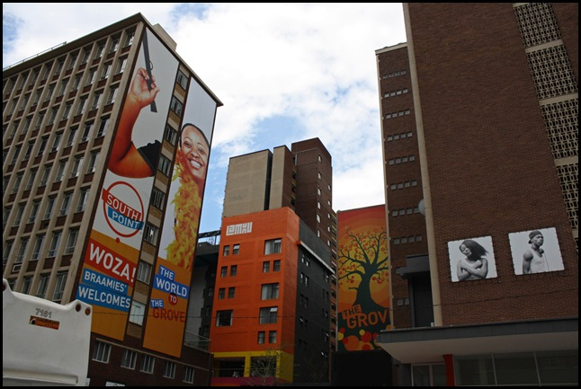 Braamies welcomes you to the Grove