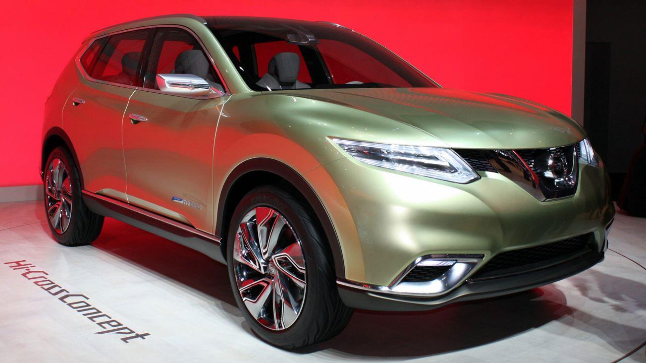 2014 Nissan Qashqai Kasım Ayında Geliyor!