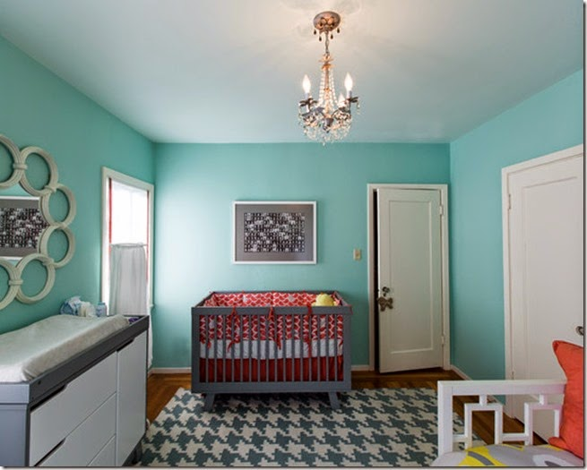 awesome-white-gray-dresser-top-changing-pad-at-the-turquoise-wall-nursery-room-complete-your-baby-nursery-with-cute-dresser-top-changing-pad