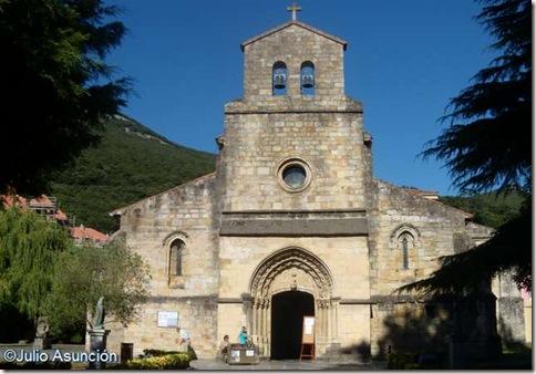 Iglesia de la Virgen del Puerto - Santoña
