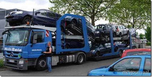 Europese autoverkopen 0511 02