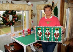 Our Christmas Table Runner