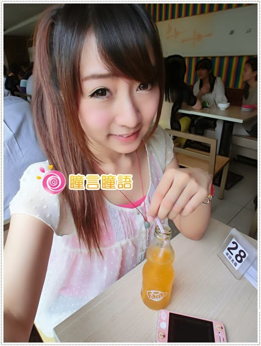 日本ROYAL VISION隱形眼鏡-Summer Doll咖CIMG1099