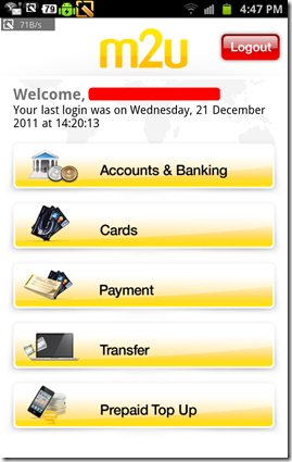 maybank2u android 9