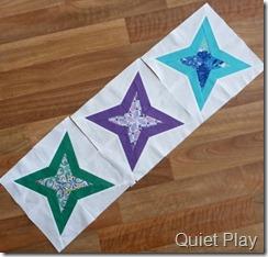Diagonal stars