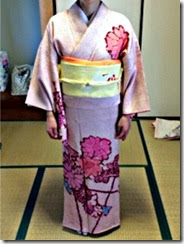 平池先生の着付け教室 (1)