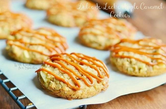 Dulce-de-Leche-Apple-Caramel-Oatmeal-Cookies-5-c-willcookforsmiles.com-cookies-applecaramel