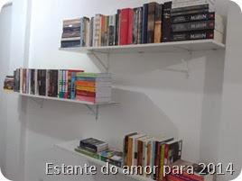 minha estante
