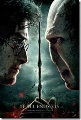 HP Movie poster