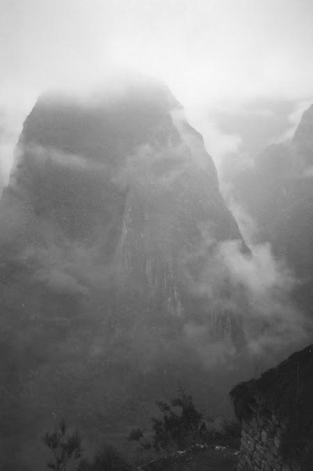 Ceata la Machu Picchu