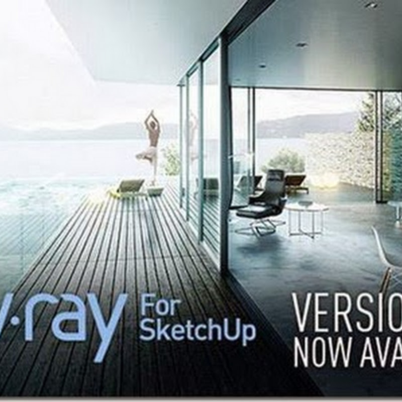 [DOWNLOAD] Chaos Group V-Ray v.2.0 For SketchUp
