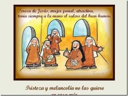 santa teresa dibujos (14)